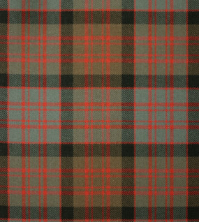 MacDonald Weathered Heavy Weight Tartan