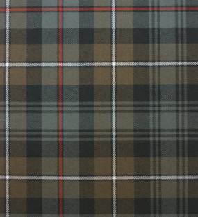 MacKenzie Weathered Heavy Weight Tartan