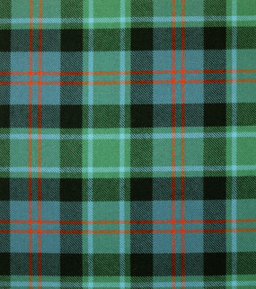 MacTaggart Ancient Heavy Weight Tartan
