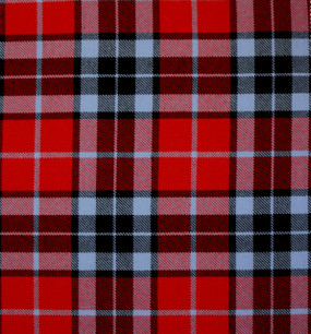 MacTavish Modern Heavy Weight Tartan