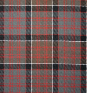 mMcDonald of Clanranald Weathred Heavy Weight Tartan