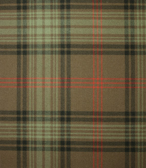 Ross Hunting Weathered Heavy Weight Tartan