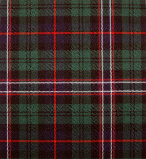 Scotlands National Tartan Modern Heavy Weight Tartan