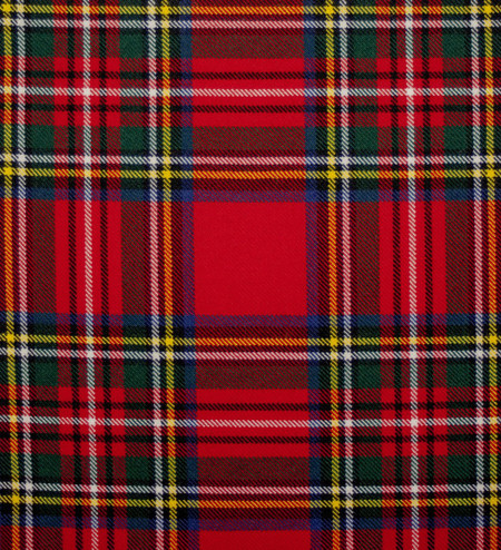 Stewart Royal Modern Heavy Weight Tartan