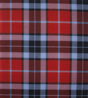 Thompson Red (MacTavish) Ancient Heavy Weight Tartan