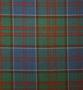 Stewart of Appin Hunting Ancient Medium Weight Tartan
