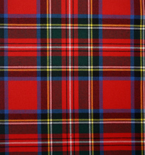 Stewart Royal Modern Medium Weight Tartan