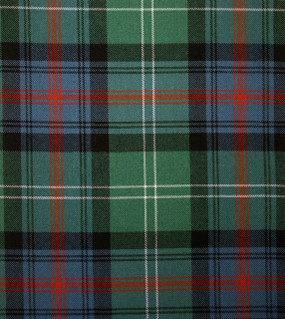 Sutherland Old Ancient Medium Weight Tartan