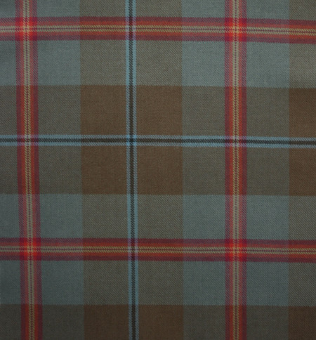 Young Weathered Medium Weight Tartan