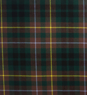 Buchanan Hunting Modern Medium Weight Tartan
