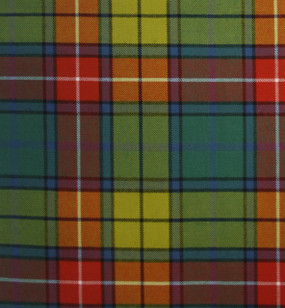 Buchanan Ancient Medium Weight Tartan
