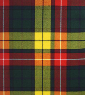Buchanan Modern Medium Weight Tartan
