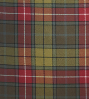 Buchanan Weathered Medium Weight Tartan