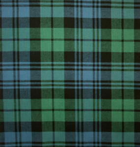 Black Watch Ancient Medium Weight Tartan