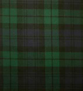 Black Watch Modern Medium Weight Tartan