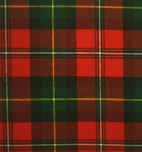 Boyd Modern Medium Weight Tartan