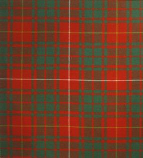 Bruce Ancient  Medium Weight Tartan