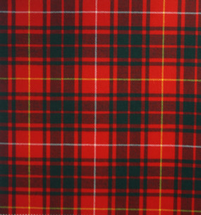 Bruce Modern Medium Weight Tartan