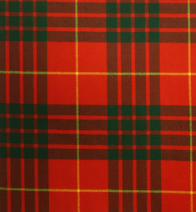 Cameron Clan  Modern Medium Weight Tartan