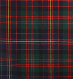 Cameron of Erracht Modern Medium Weight Tartan