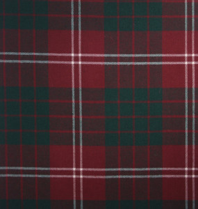 Crawford Modern Medium Weight Tartan