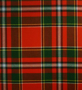 Drummond of Perth Modern Medium Weight Tartan