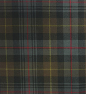 Farquharson Weathered Medium Weight Tartan