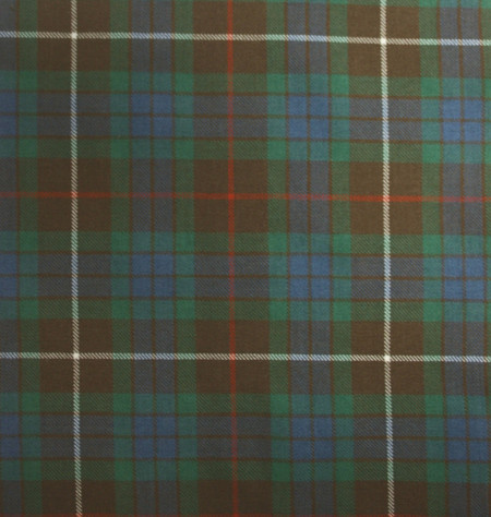 Frazer Hunting Ancient Medium Weight Tartan