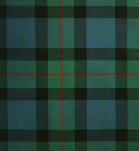 Gunn Ancient Medium Weight Tartan