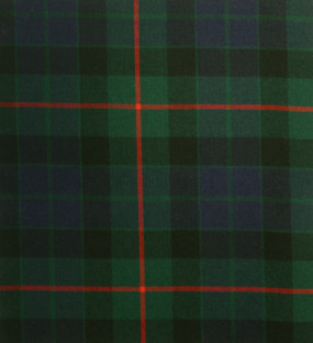 Gunn Modern Medium Weight Tartan