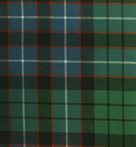 Hunter Ancient Medium Weight Tartan