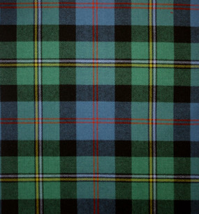 Malcolm Ancient Medium Weight Tartan