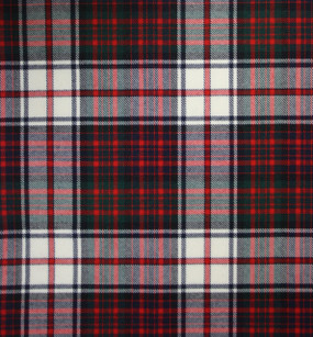 MacDonald Dress Modern Medium Weight Tartan