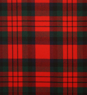 MacDuff Modern Medium Weight Tartan