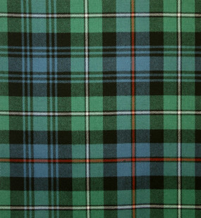 MacKenzie Ancient Medium Weight Tartan