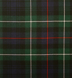 MacKenzie Modern Medium Weight Tartan
