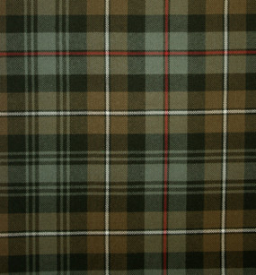 MacKenzie Weathered Medium Weight Tartan