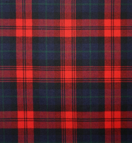 MacLachlan Modern Medium Weight Tartan