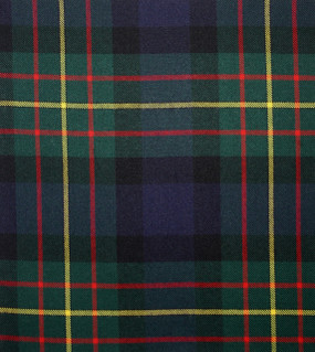 MacLaren Modern Medium Weight Tartan