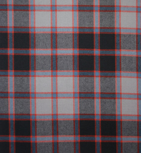 MacPherson Hunting Ancient Medium Weight Tartan