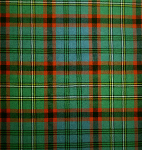 Nicolson Hunting Ancient Medium Weight Tartan