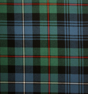 Robertson Hunting Ancient Medium Weight Tartan