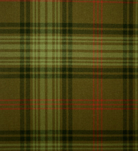 Hunting Weathered Medium Weight Tartan