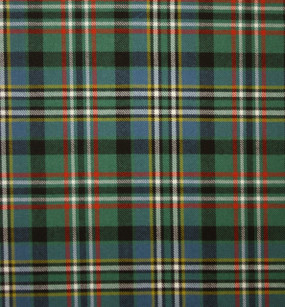 Scott Green Ancient Medium Weight Tartan