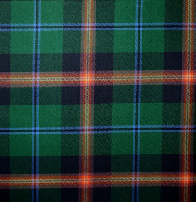 Young Modern Light Weight Tartan