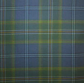 All Ireland Blue Irish Light Weight Tartan