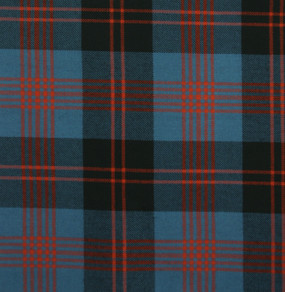 Angus Ancient Light Weight Tartan