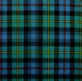 Bailie Ancient Light Weight Tartan
