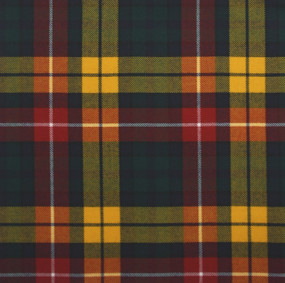 Buchanan Modern Light Weight Tartan