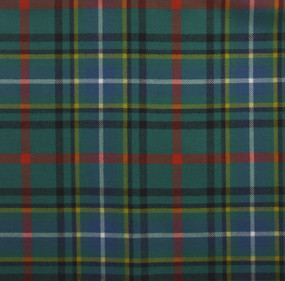 Bisset Ancient Light Weight Tartan